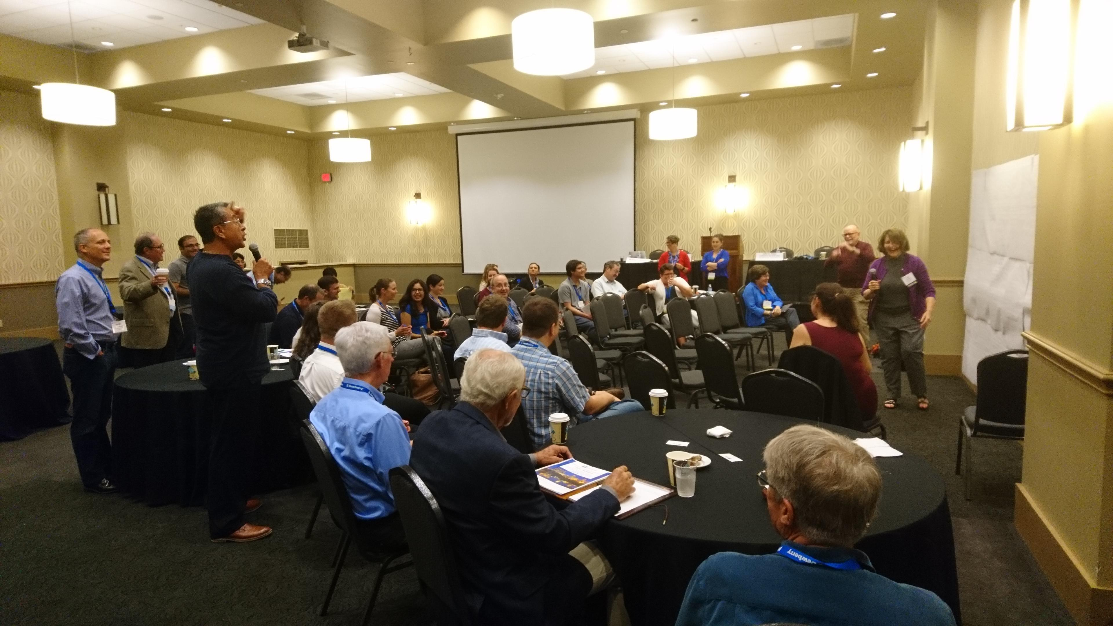 Science, Management & Governance of Transboundary Groundwater 2018 AWRA Conference in Fort Worth, Texas